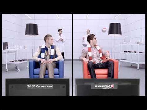 lg cinema 3d tv vs competidor test # 11 imágenes 2d en