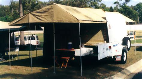 cing world awnings cing world awnings king trek trailers cer trailers