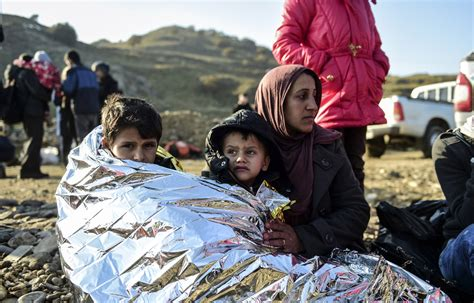 Syrian Refugees Here S How The Screening Process Works Time