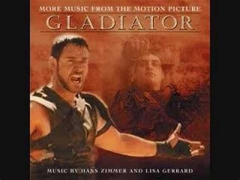 theme music gladiator movie m 225 s de 25 ideas incre 237 bles sobre gladiator 2000 en