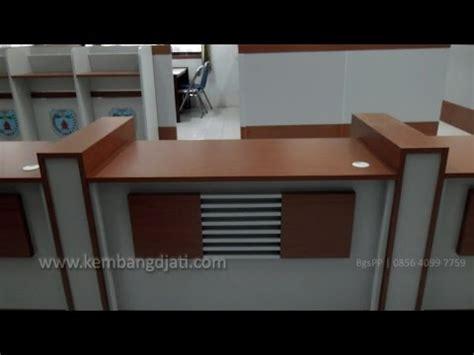 Meja Customer Service meja customer service meja cs meja resepsionis custom office furniture semarang