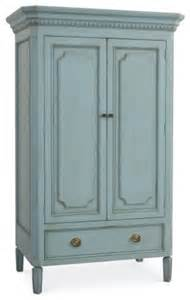 swedish armoire with 2 shelves traditional armoires