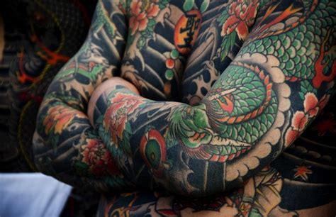 onsen tattoo ban le tatouage japonais
