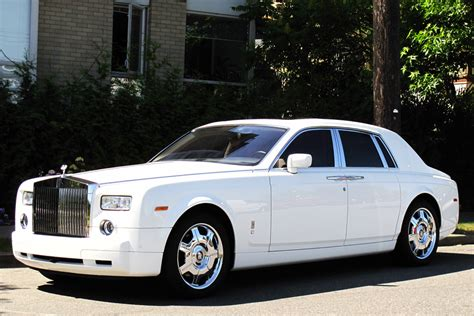 rolls royce 2007 phantom 4 door sedan motorcars