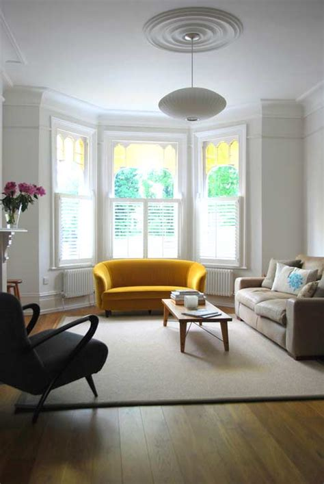 bay window furniture living room traditional with ochre we want to live here part three wear where