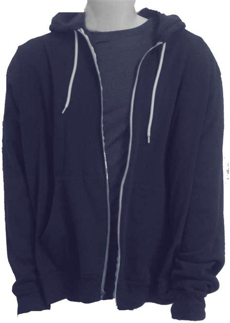 Jaket Zipper Hoodie Navy White Navy Blue Hoodie With White Strings Fashion Ql