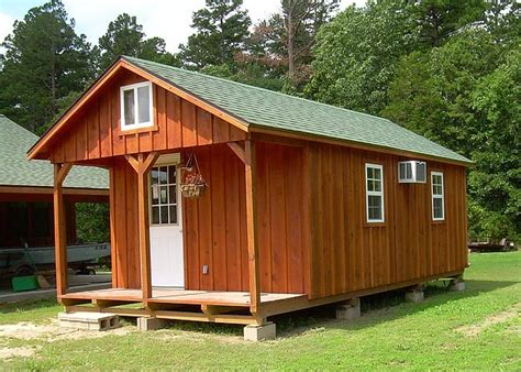 Tiny House Arkansas by Sugarloaf Small House Company