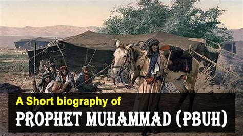 short biography muhammad saw prophet muhammad p b u h short biography how did the