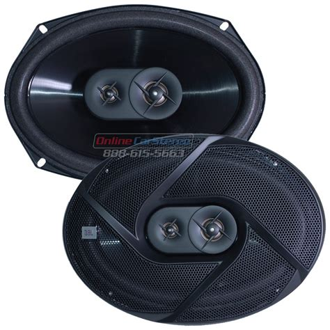 Speaker Jbl Gt6 6 jbl gt6 69 6 quot x 9 quot 210w 3 way car audio speakers at onlinecarstereo