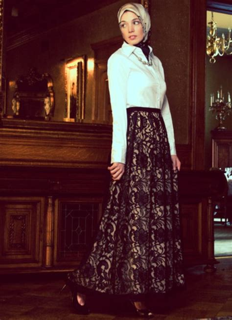 Gamis Blazer Wolfis Batik Katun Silk Dress Maxi Dress 24 contoh model baju muslim brokat terbaru dan terbaik