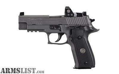 armslist for sale: sig sauer p226 rx legion 9mm luger
