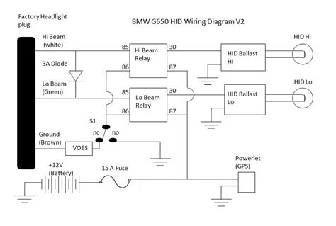 g650x wiring diagram wiring diagram with description