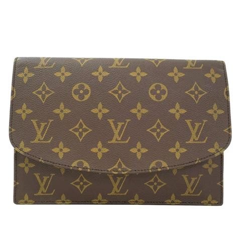 louis vuitton monogram envelope carryall travel flap