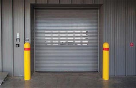 Springless Garage Door by Rolling Service Doors