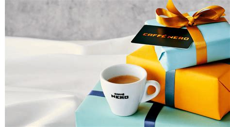 Caffe Nero Gift Card - award winning italian coffee caff 232 nero us coffee stores
