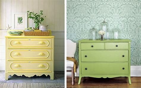 bright colored furniture painted furniture pinterest