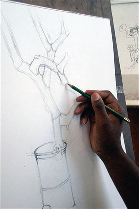 Drawing 1 Class In College by Drawing Community College Of Rhode Island