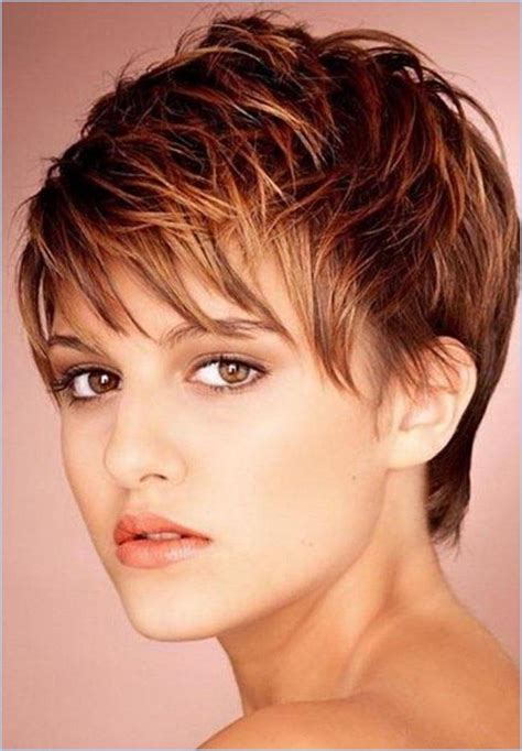 great color short hairstyles 2017 ladies fine hair fine