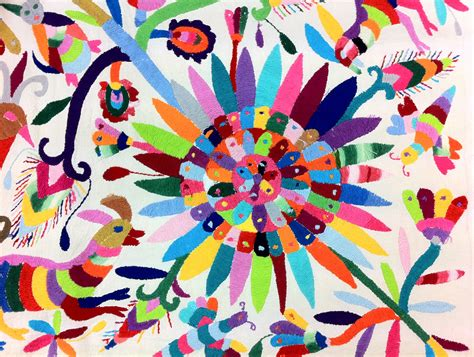 mexican pattern name hermes scarves inspired by the otomi inside the collection