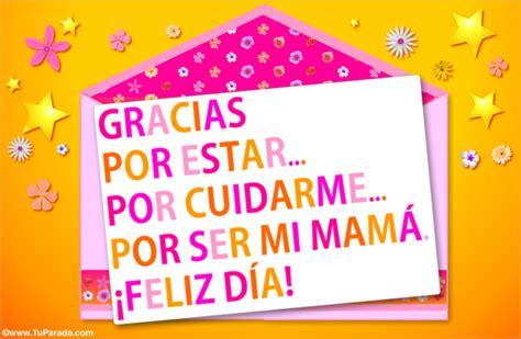 madres madres calentando al hijo home design interior tarjeta con mensaje para mam 225 d 237 a de la madre tarjetas
