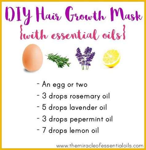 orange essential oils uses for hair thickness diy essential oil hair growth mask for longer thicker