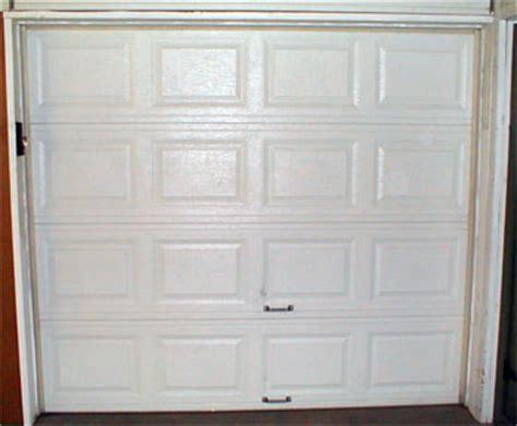 Manual Garage Door by Manual Garage Door Lock Doors