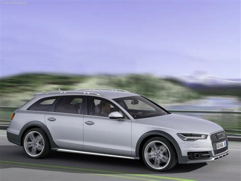 Audi A6 Allroad 2015 by 2015 Audi A6 Allroad Quattro Review
