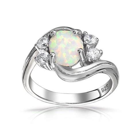 Opal Engagement Rings by Opal Engagement Rings Opal Engagement Rings