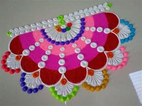 beautiful and unique multicolored rangoli design diwali the 25 best rangoli designs ideas on rangoli