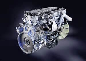 Mercedes Diesel Truck Engines Mercedes The New Mercedes Actros Engines