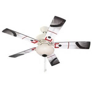 How To Install Harbor Ceiling Fan Harbor Slapshot 48 In Kid S White Flush Mount