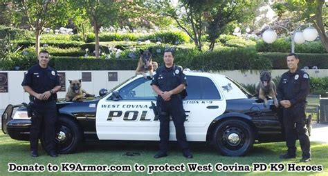 Wc Pd by K9 Armor Accepts Donations To Give Free Bulletproof Vests