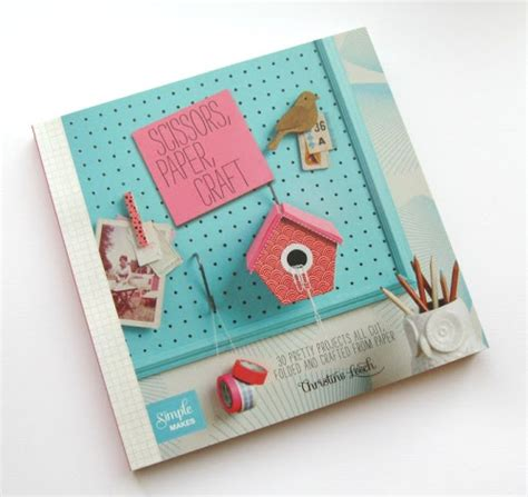 Scissors Paper Craft - bugs and fishes by lupin book review scissors paper craft