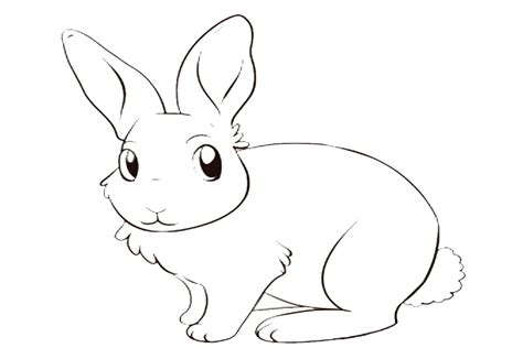girl bunny coloring pages color in a bunny coloring page in stead of buying some pets