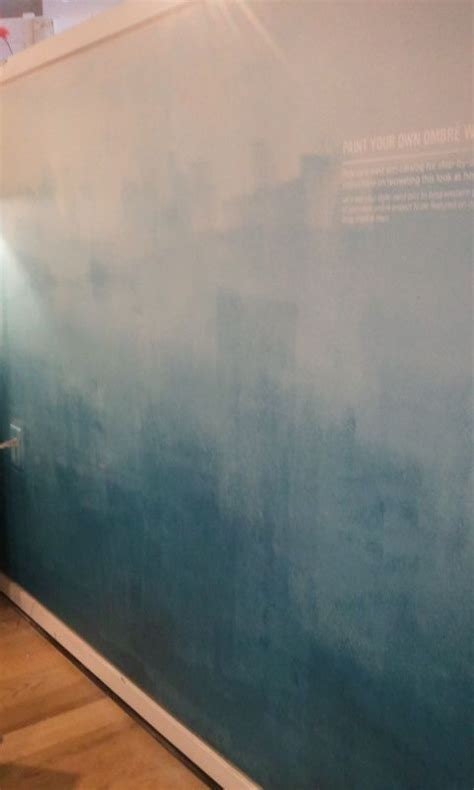 ombre wall ombre wall for tobin pinterest