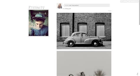 themes tumblr infinite scroll black and white tumblr themes with infinite scroll