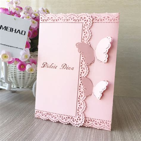 Wedding Invitation Card With Name by Buy Wholesale Opening Invitation From China Opening