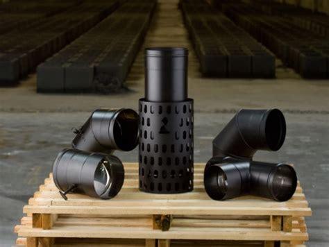 filtri per camini a legna 04 conix 174 sistema camino inox 316 l a parete