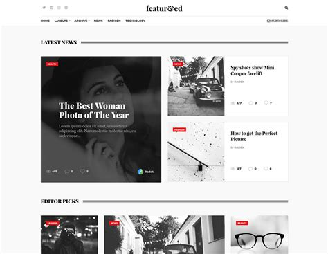 theme junkie collection wonderful minimalist blog templates ideas entry level