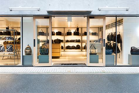 the japanese design store with the cult following expands in l a head porter store osaka japan 187 retail design blog