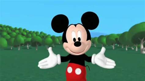 la casa de mickie mickey mouse el verdadero intro de la casa de mickey