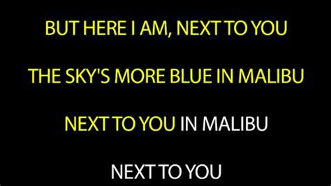 miley cyrus malibu lyrics metrolyrics malibu lyrics miley cyrus