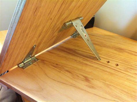 incline table for back tabletop easel back view astucieux et plus pratique que