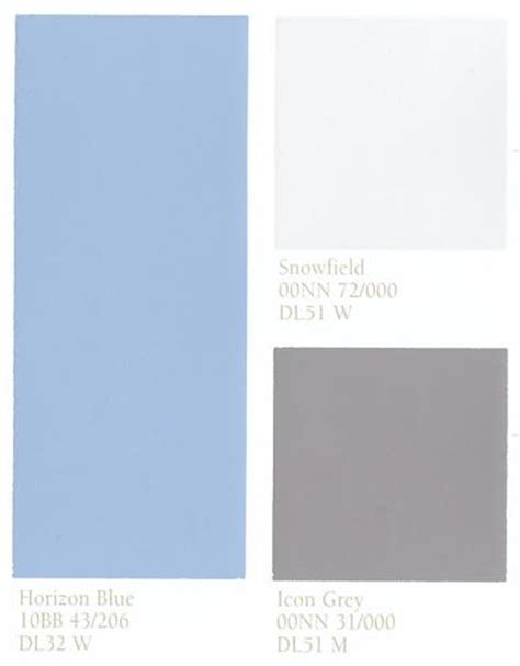 blue and neutral color schemes blue wall paint for modern kitchen and bathroom design