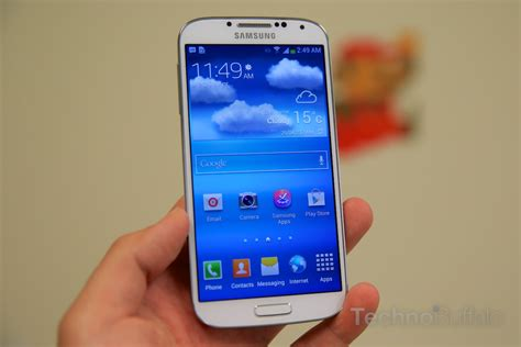 galaxy s4 handsets with sprint spark get android 5 0 lollipop