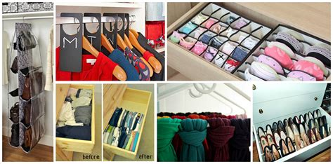 Different Ways To Organize Your Closet by 17 The Most Genius Ways To Organize Your Closet And Drawers