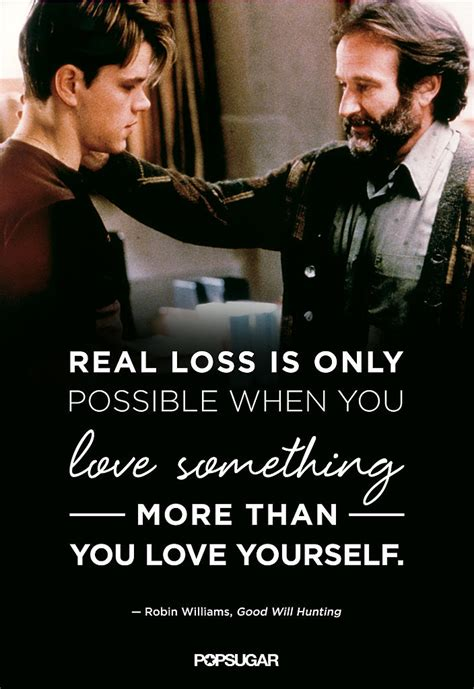 film love hunting beautiful robin williams quotes to remember