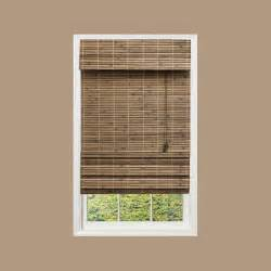 home depot window blinds bamboo shades shades shades the home depot