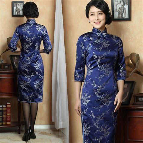 Fashion Modern Ethnica Dress Navy Modis Terbaru Murah 102 best culture images on cheongsam dress culture and dresses