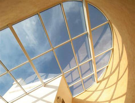 Wintergarten Glasdach Reinigen